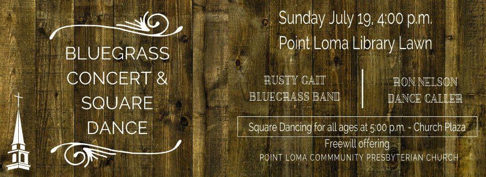 Bluegrass Concert and Square Dance