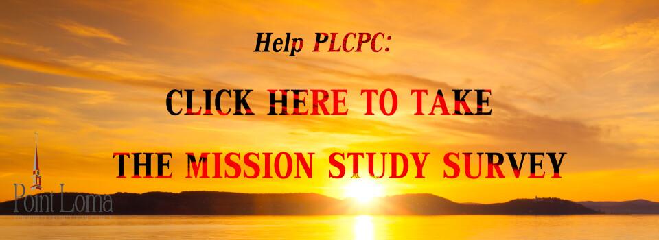 Mission Study Survey