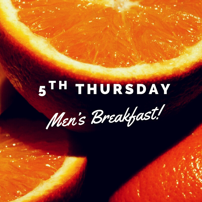 Men's 5th Thursday