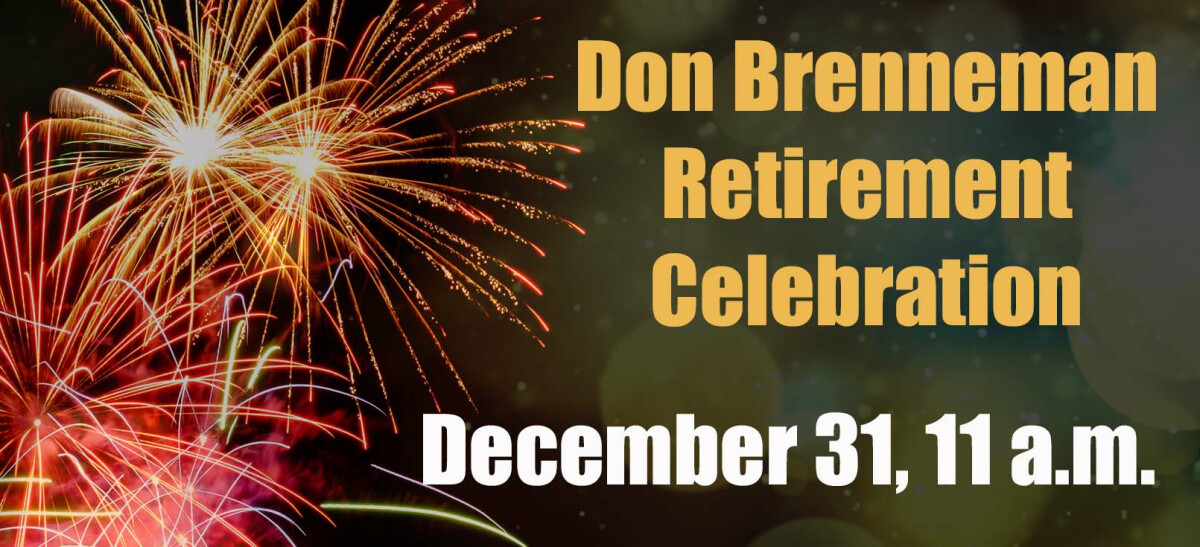 Don Brenneman Celebration