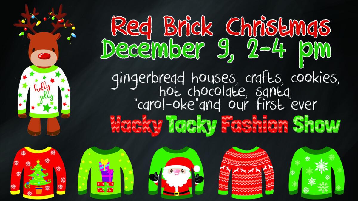 Red Brick Christmas