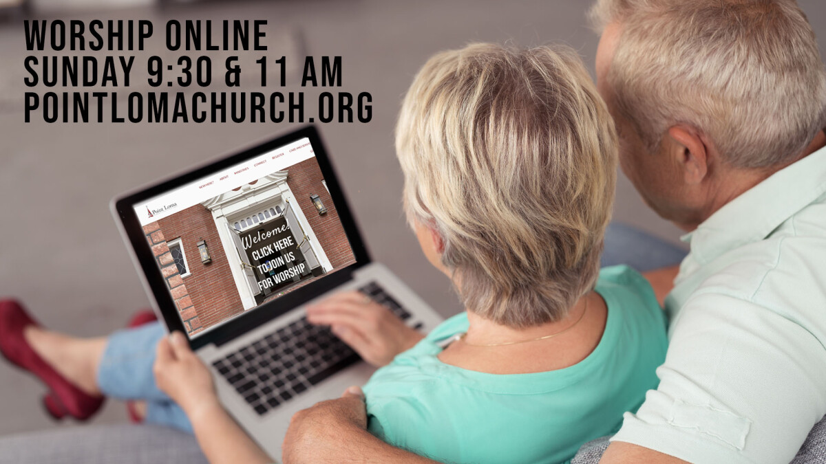 9:30 am Worship Service Online