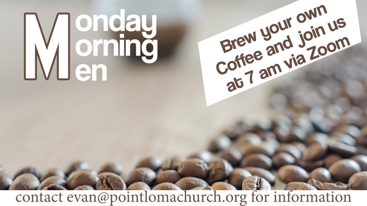 Monday Morning Men - ONLINE