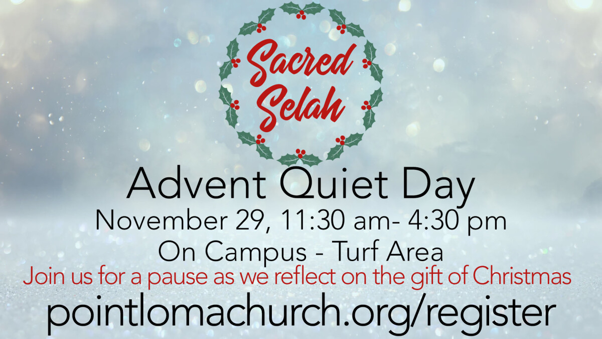 Advent Quiet Day