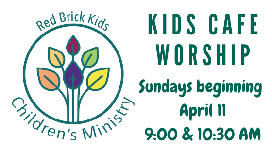 Kids Cafe Worship