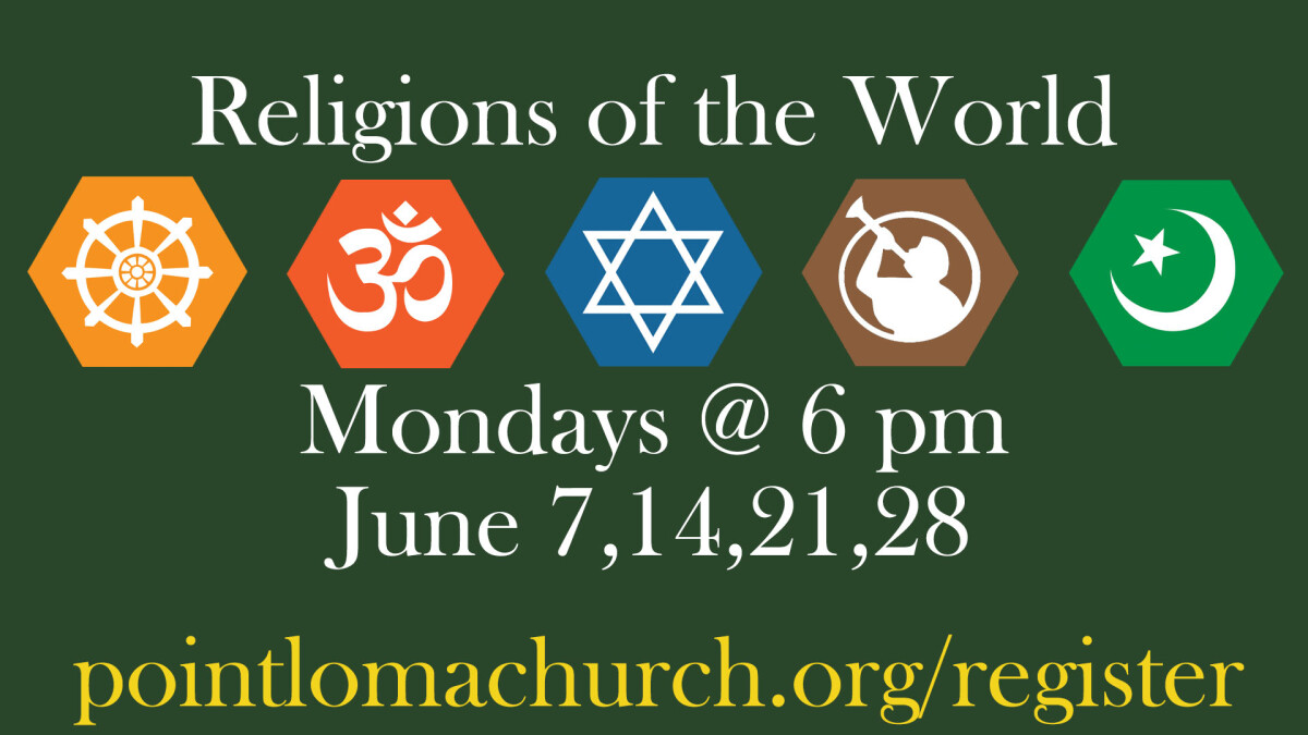 Religions of the World Class - ONLINE