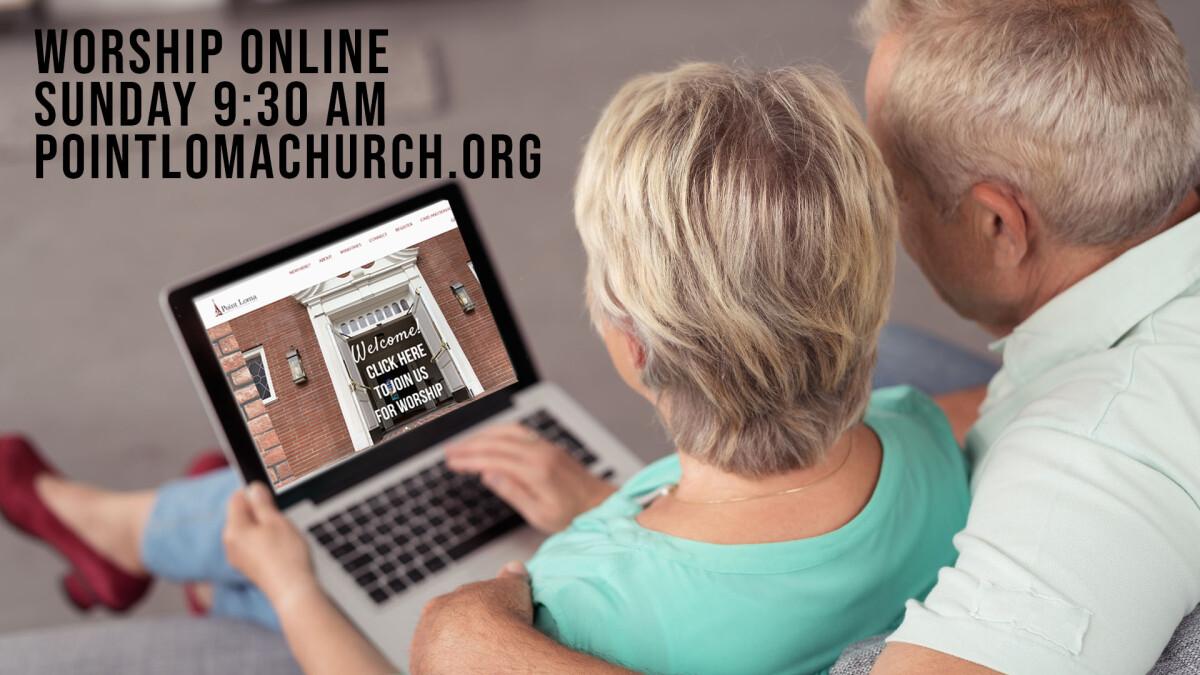 Worship Service Online